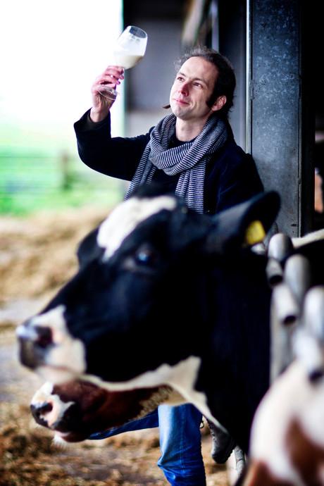 Melksommelier pleit voor meer melkdiversiteit