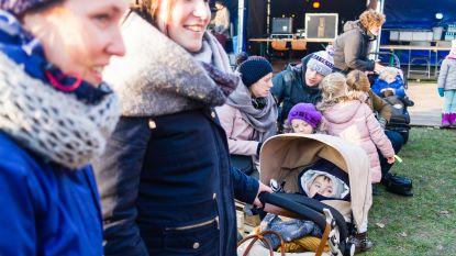 Zeshonderd bezoekers genieten van winters festival Bijs Bougie