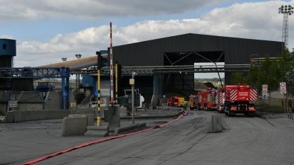 Brand aan smeltoven bij Umicore: enkele werknemers even geëvacueerd