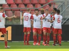 FC Utrecht in eigen huis maatje te groot voor povere elftallen AZ