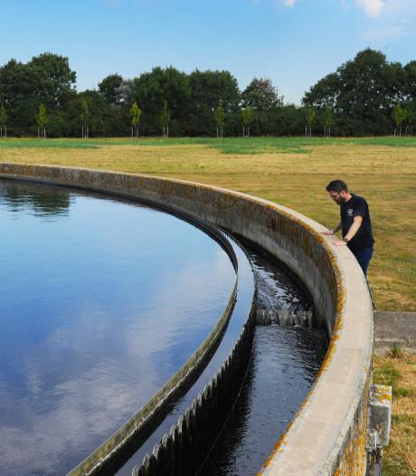 Gezuiverd rioolwater terug naar de polder