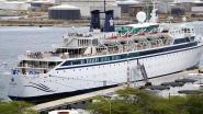 Meeste passagiers mogen 'mazelenschip' verlaten