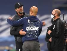 Guardiola en Klopp eensgezind: 'Drank speelde geen rol'
