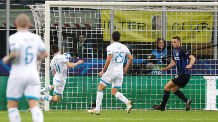 Samenvatting | PSV vecht zich naar knap punt bij Inter