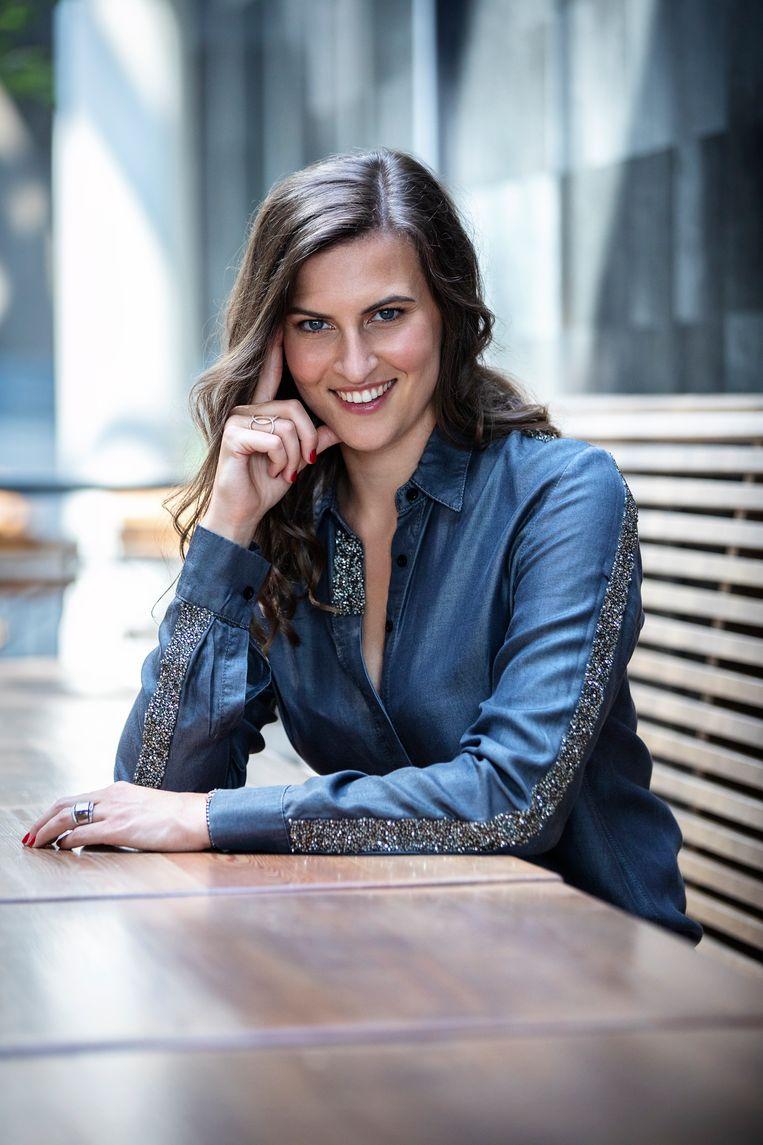 Klinisch psycholoog en relatietherapeut Chloé De Bie.
