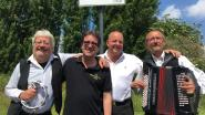 Café Chantant Wondelgem zet extra man op podium