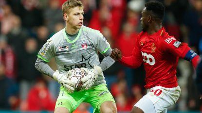 Standard en Club willen Moeskroen-doelman Jean Butez