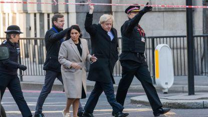 Premier Johnson belooft strengere celstraffen na terreur op London Bridge