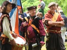 6200 bezoekers voor succesvol Historisch Festival Doorn