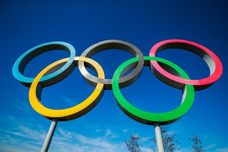 Olympische Spelen, juli/augustus 2020. Beeld BSR Agency