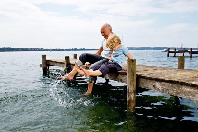Gramping of op reis gaan met oma en opa is in opmars