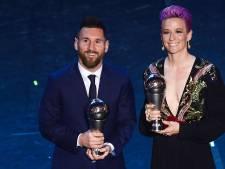 Voetbalgala 'The Best' dit jaar digitaal