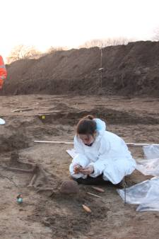 Bijzondere vondst: Romeinse babytweeling gevonden bij opgravingen