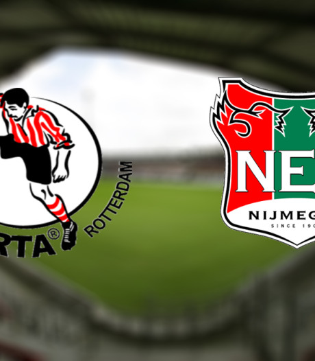 LIVE | Wanhoopsoffensief van NEC om in laatste minuten 1-0 achterstand op Sparta in te lopen