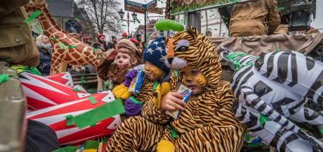 Carnaval in de Hof is vooral gezelligheid en saamhorigheid
