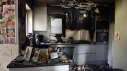Woning onbewoonbaar na keukenbrand