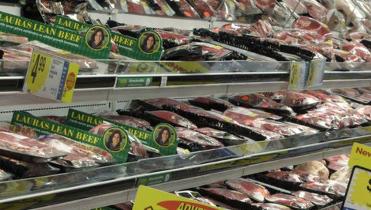Vlees. Beeld ap