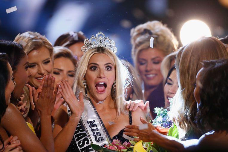 Summers werd in mei verkozen tot Miss USA.