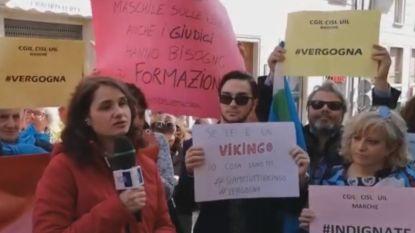 """Vrouw is """"te mannelijk"""" om slachtoffer van verkrachting te zijn, oordeelt Italiaanse rechtbank"""
