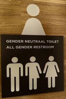 Genderneutrale toiletten in gemeentehuis Epe