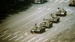 """""""Toen ik de foto van de tankman maakte, dacht ik niet: dit is een iconisch beeld"""""""