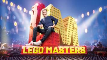 Schrijf je in voor LEGO Masters