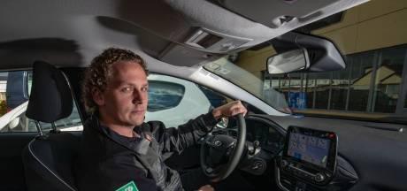 Hoe Meindert verdachte werd van een ongeluk in Brabant, terwijl hij gewoon op Urk was