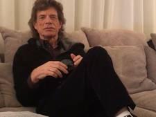 Mick Jagger zingt Heb je even voor mij van Frans Bauer