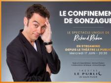 Le premier one-man-show sur le confinement... joué confiné
