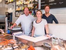 Seafood Shop in Leidsestraat kan voorlopig ongewijzigd openblijven