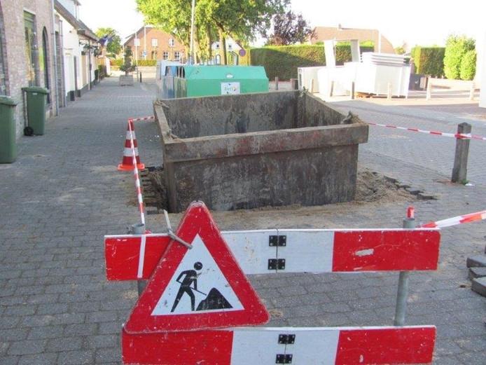 Ondergrondse containers Velddriel