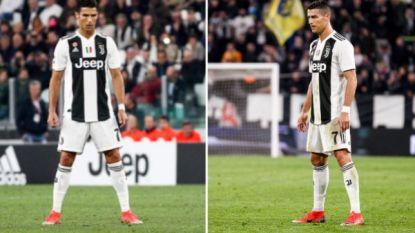 0 op 13: Ronaldo is de Serie A-speler met het minste succes op vrije trap