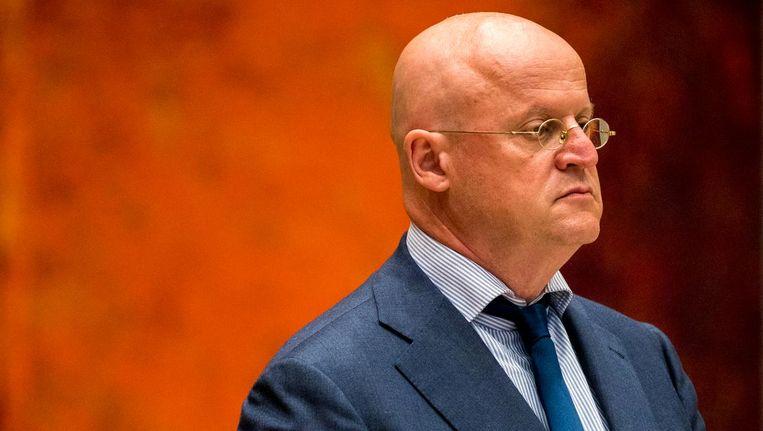Minister van Justitie Ferdinand Grapperhaus Beeld anp