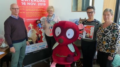 Driespoort Shopping en Sinterklaas verzamelen speelgoed voor kwetsbare kinderen