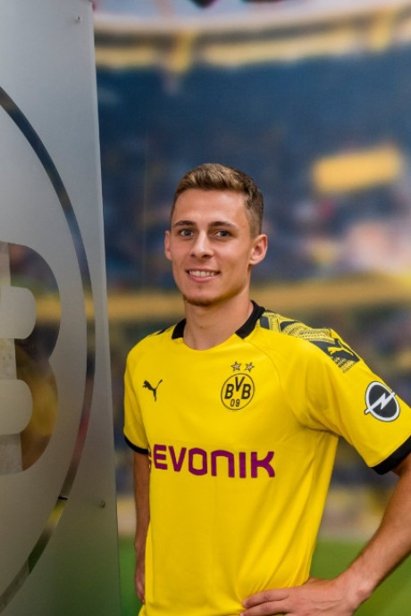 Thorgan Hazard à Dortmund, c'est officiel