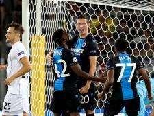 Le Club de Bruges s'impose et prend un avantage sur Linz en barrage aller