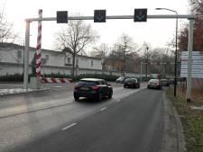 Wisselstroken voor verkeer op Europalaan bij Efteling vallen duurder uit