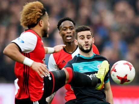 PSV kan de landstitel vergeten