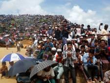 Er komt geen eind aan de Rohingya-tragedie