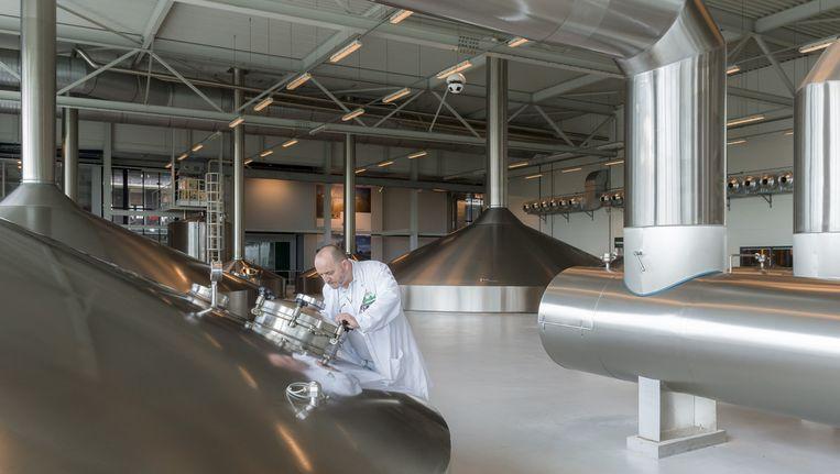Een bierbrouwerij. Beeld anp