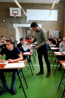 Nog even zwoegen: examens bijna voorbij