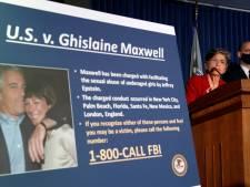 Misbruikverdachte Ghislaine Maxwell voor de rechtbank: 'Ik ben onschuldig'