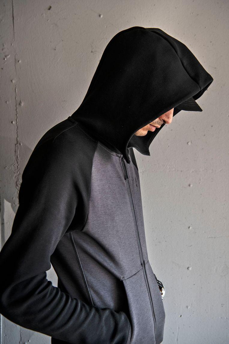 'Ze hebben me buitengezet in een gevangenisoverall, zonder mijn spullen en kleren.' Beeld Guus Dubbelman / de Volkskrant