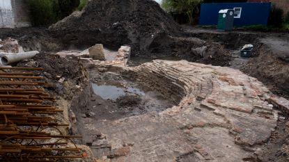 """Middeleeuwse vondst wordt niet aangekocht door gemeente: """"Wel sonderingen en aangepast opvulmateraal"""""""