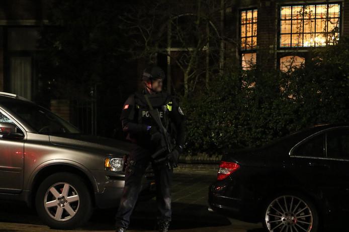 Politie in Den Haag