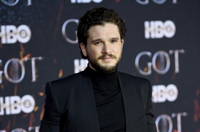 "Kit Harington op de première van het achtste seizoen van ""Game Of Thrones"" op 3 april  in New York City. (Photo by Dimitrios Kambouris/Getty Images)"