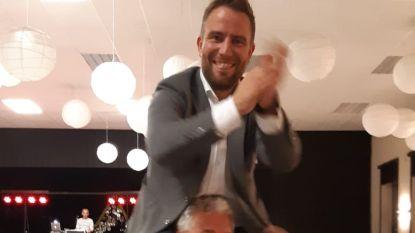 Bert De Wit stoot Paul Dams na 9 jaar van troon