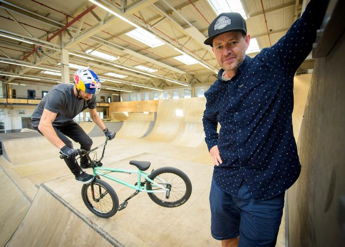 Bart de Jong heeft er namens de UCI voor gezorgd dat BMX-Freestyle op de Olympische Spelen in Tokyo gaat debuteren.