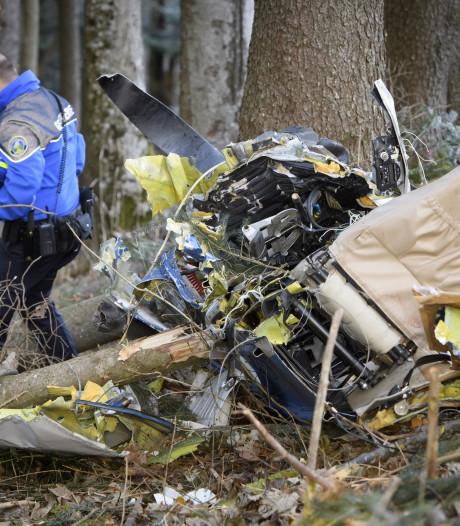Vier doden door crash vliegtuig in Frankrijk