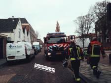 Sterke brandlucht verontrust bewoners Havenstraat